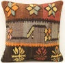 M575 Turkish Kilim Cushion Cover