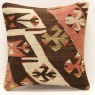 S244 Turkish Kilim Cushion Cover