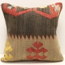 M1203 Turkish Kilim Cushion Cover