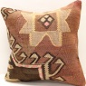 M1455 Turkish Kilim Cushion Cover