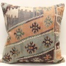 XL469 Turkish Kilim Cushion Cover