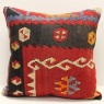 L676 Turkish Kilim Cushion Cover