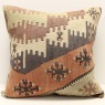 L677 Turkish Kilim Cushion Cover