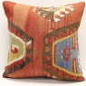 L706 Turkish Kilim Cushion Cover