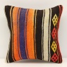 Turkish Kilim Cushion Cover S278