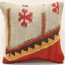 S291 Turkish Kilim Cushion Covers