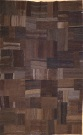 R3060 Turkish Kilim Patchwork Rug
