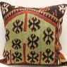 XL352 Turkish Kilim Pillow Cover