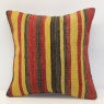 Turkish Kilim Pillow Cover London M1366