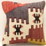 S438 Turkish Kilim Pillow Covers