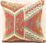 Turkish Kilim Pillow Covers M1551