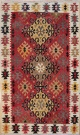 R3693 Turkish Kilim Rug