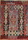 R8516 Turkish Kilim Rug