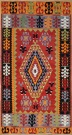 R8761 Turkish Kilim Rug