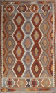 R4657 Turkish Kilim Rug UK