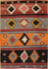 R7609 Turkish Kilim Rugs