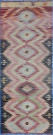 R7067 Turkish Kilim Runner