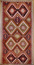 R6429 Turkish Mut Kilim Rug