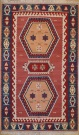 F1554 Turkish New Kayseri Kilim Rug
