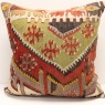 XL319 Turkish Traditional Wool Kilim Cushion Cover