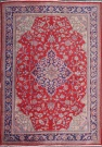 F895 Turkish Ushak Carpet