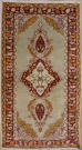 R2112 Turkish Ushak Rug
