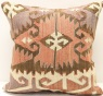 M1184 Vintage Anatolian Kilim Cushion Covers