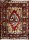 R4922 Vintage Avanos Turkish Rug