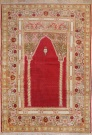 R1610 Vintage Gordes Turkish Rug