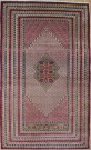 R1378 Vintage Gordes Turkish Rug