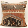 XL477 Vintage Kilim Cushion Covers