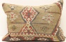 D183 Vintage Kilim Pillow Cover