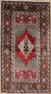 R3125 Vintage Kirsehir Turkish Rug