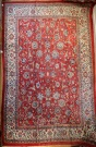 R7789 Vintage Persian Mahal Carpet