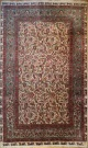 R6480 Vintage Tabriz Persian Carpet