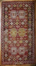 R8216 Vintage Turkish Esme Kilim Rugs