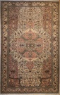 R4109 Vintage Turkish Kayseri Carpet