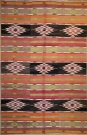 R7522 Vintage Turkish Kilim Rug
