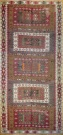 R8024 Vintage Turkish Kilim Rug