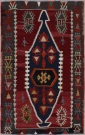 R8058 Vintage Turkish Kilim Rug