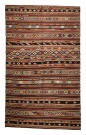 R8168 Vintage Turkish Kilim Rug