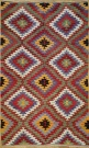 R8509 Vintage Turkish Kilim Rug