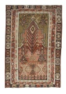R8716 Vintage Turkish Kilim Rug