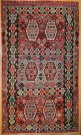 R8755 Vintage Turkish Kilim Rug