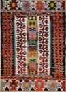 R8939 Vintage Turkish Kilim Rugs