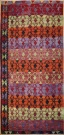 R8942 Vintage Turkish Kilim Rugs