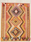 R4299 Vintage Turkish Kilim Rugs