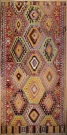 R6529 Vintage Turkish Kilim Rugs