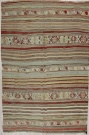 R6826 Vintage Turkish Kilim Rugs