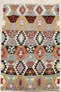 R7844 Vintage Turkish Kilim Rugs